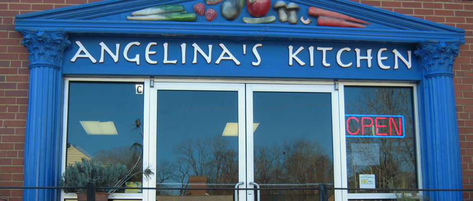 angelinas kitchen in pittsboro nc greek and new mexican inspired dishes using local farm produce and meats - Angelinas Kitchen